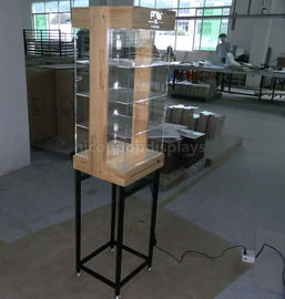 China Free Standing Sunglasses Display Case supplier