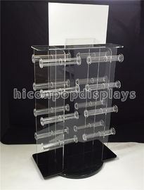 China Brand Retail Store Fixtures Custom Counter Top Acrylic Bracelet Jewelry Display supplier