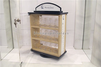 China Polished Counter Display Racks 30 Pieces Of Clear Acrylic Bracelet Watch Display Showcase supplier