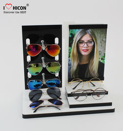 China Table Top Dior Sunglasses Display Units Increasing Brand Value Eyewear Display Stand supplier