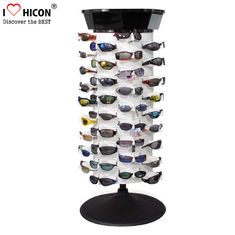 China Visual Merchandising Table Top Display Stand Spinner Dust Proof supplier