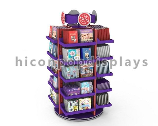 Greeting card display table top wire rack wire center counter top magazine spinner rack greeting card spinner displays wood rh retail displaystand com greeting card display stand greeting card display holder m4hsunfo