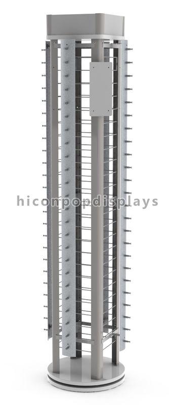 Sunglasses Floor Spinner Display Rack Revolving Display Stand Impressive Spinner Display Stands