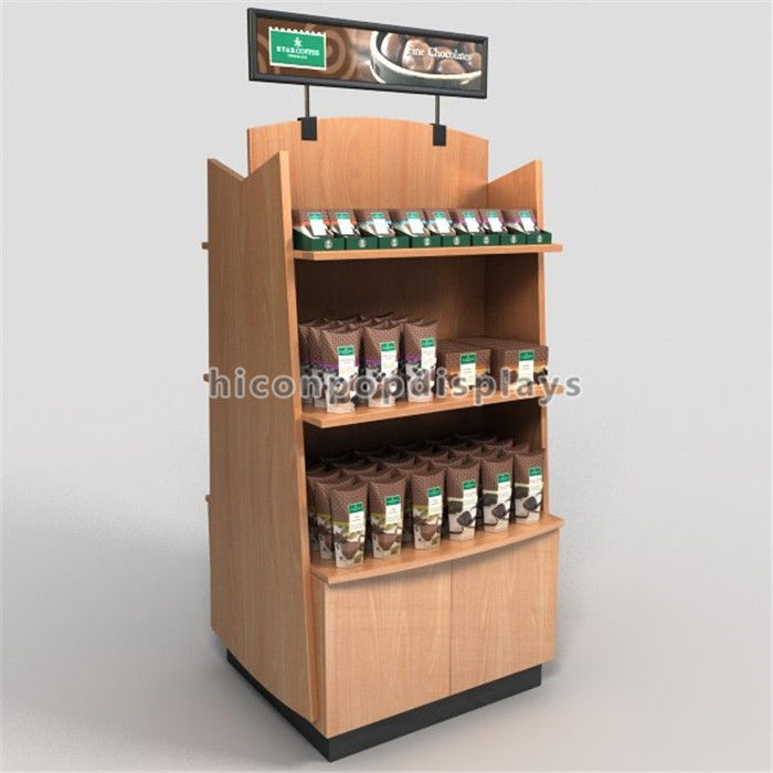 Merchandising Display Stands Wood Display Stand Double Way Wood Handmade Merchandising 10