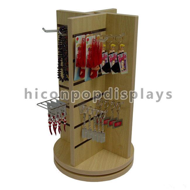 Countertop Slatwall Display Fixtures Commercial Gifts