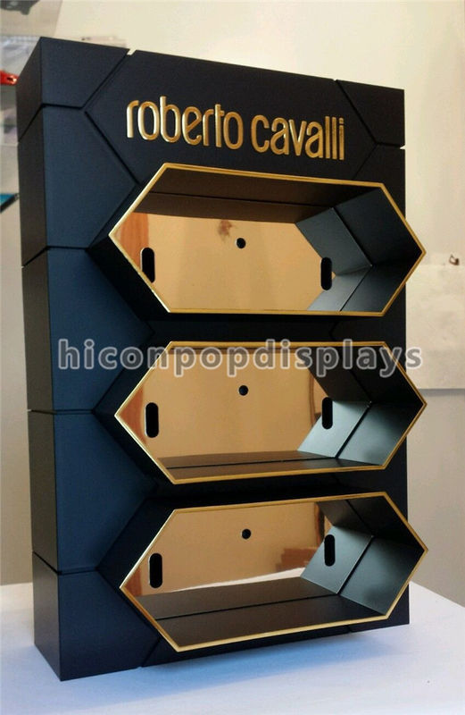 Merchandising Display Stands Eyewear Retail Display Fixtures Stylish Merchandise Display Stand 4