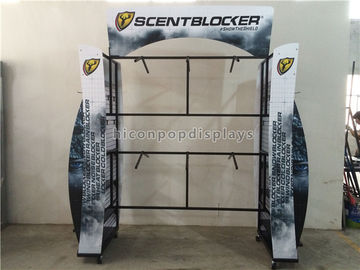 Clothing Pop Merchandise Displays Garment Display Freestanding Retail Shop Furniture