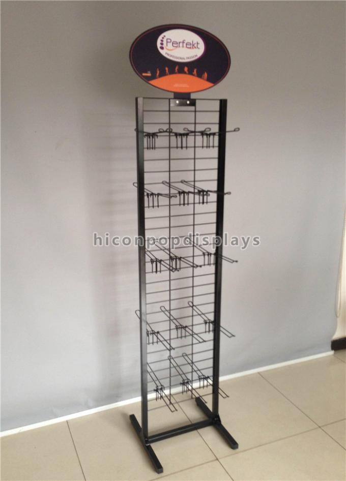 Simple Exhibition Stand Here Alone : Simple hanging retail display fixtures tier prong