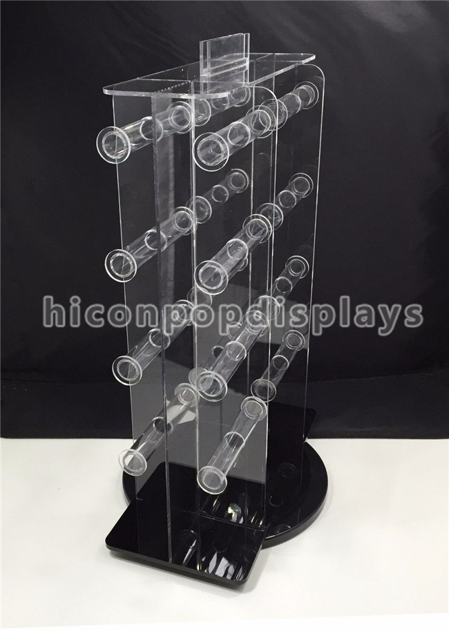 Brand Retail Store Fixtures Custom Counter Top Acrylic Bracelet Jewelry Display