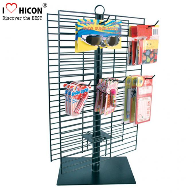 Retail Store Accessories Display Stand Desktop Accessory Display Fixtures